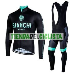 Equipacion Cilclismo Larga BIANCHI 2020