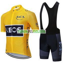 Equipación ciclismo INEOS 2020