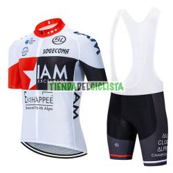 Equipación ciclismo IAM 2020