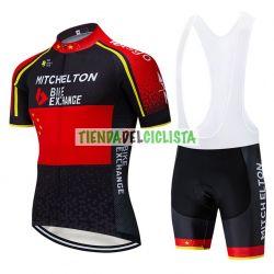 Equipación ciclismo MITCHELTON 2020