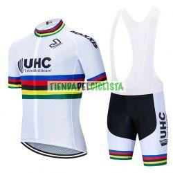 Equipación ciclismo UHC 2020