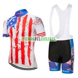 Equipación ciclismo USA 2020