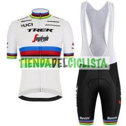 Equipación ciclismo TREK 2020