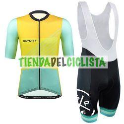 Equipación ciclismo GSPORT 2020
