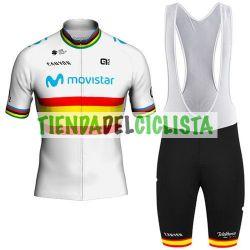 Equipación ciclismo MOVISTAR 2020