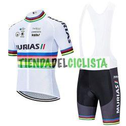 Equipación ciclismo EUSKADI MURIAS 2020