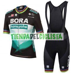 Equipación ciclismo BORA 2020