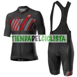 Equipación ciclismo CASTEL 2020