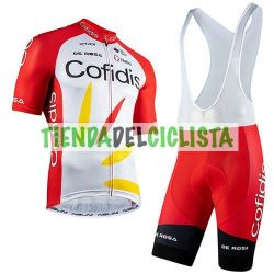Equipación ciclismo COFIDIS 2020