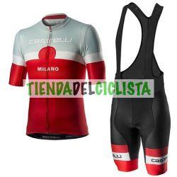 Equipación ciclismo CASTELL 2020