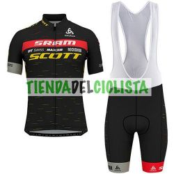 Equipación ciclismo SCOTT 2020