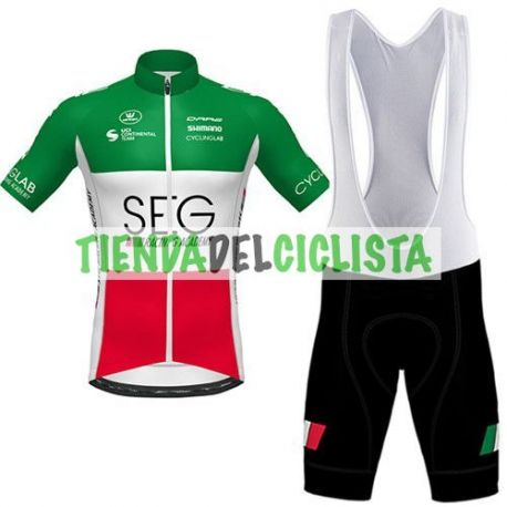Equipación ciclismo SEG RACING ACADAMY 2020