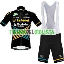 Equipación ciclismo TELENET BALOISE 2020