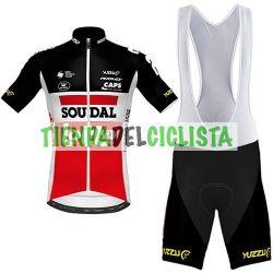 Equipación ciclismo LOTTO SOUDAL 2020