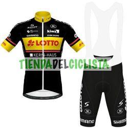 Equipación ciclismo LOTTO KERNHAUS 2020
