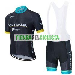 Equipación ciclismo ASTANA 2020