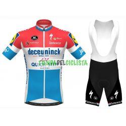 Equipación ciclismo QUICK STEP 2020