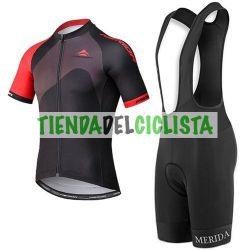 Equipación ciclismo MERIDA 2020
