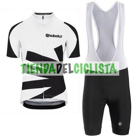 Equipación ciclismo QHUBEKA 2020