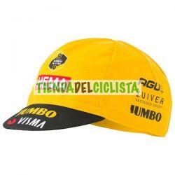Gorra Ciclismo JUMBO 2020