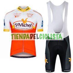 Equipación ciclismo Auber 2020