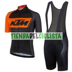 Equipación ciclismo KTM 2020