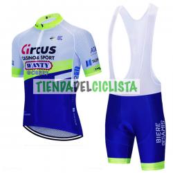 Equipación ciclismo WANTY 2020