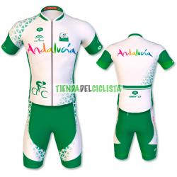 Equipación ciclismo ANDALUCIA 2020