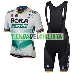 Equipación ciclismo BORA HANSGROHE 2020