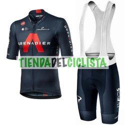 Equipación ciclismo INEOS GRENADIER 2020