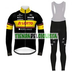 Equipacion Cilclismo Larga LOTTO 2020