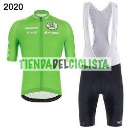 Equipación ciclismo VUELTA ESPAÑA 2020