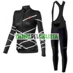 Equipacion Cilclismo Larga CASTELL 2020