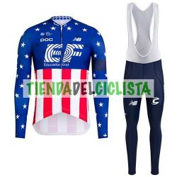 Equipacion Cilclismo Larga EF EDUCATION 2020