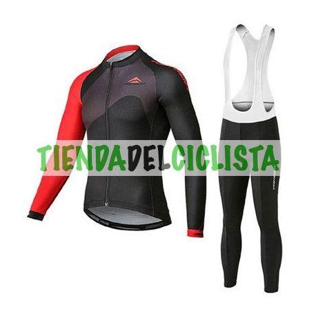 Equipacion Cilclismo Larga MERIDA 2020