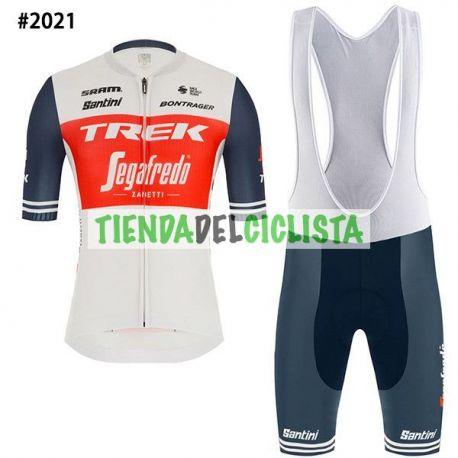 Equipación ciclismo TREK 2021