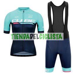 Equipación ciclismo CUBE 2021