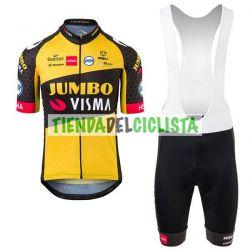 Equipación ciclismo JUMBO 2021