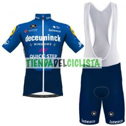 Equipación ciclismo QUICK STEP 2021