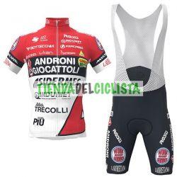 Equipación ciclismo Androni 2021