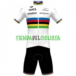 Equipación ciclismo DECEUNINCK-QUICK STEP 2021