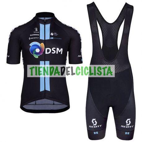 Equipación ciclismo DSM 2021
