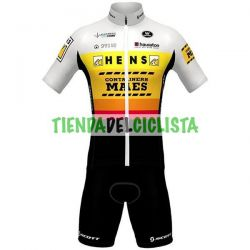 Equipación ciclismo HENS 2021