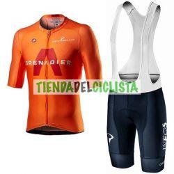 Equipación ciclismo INEOS GRENADIER 2021