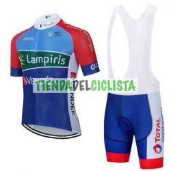 Equipación ciclismo TOTAL DIRECT ENERGIE 2021