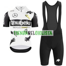 Equipación ciclismo QHUBEKA 2021