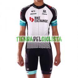 Equipación ciclismo BIKE EXCHANGE 2021