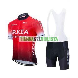Equipación ciclismo ARKEA 2021