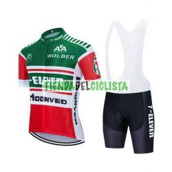 Equipación ciclismo ELEVEN 2021