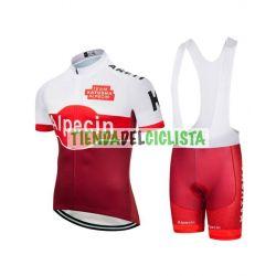 Equipación ciclismo Katusha 2021